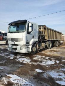 Renault tipper tractor-trailer Premium 450 DXI