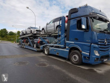 Mercedes Actros 1846 tractor-trailer used car carrier