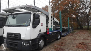 Lohr tractor-trailer used car carrier