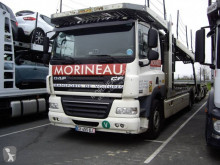 DAF CF85 460 tractor-trailer used car carrier