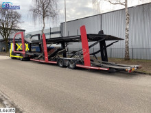 Remorque Lohr Middenas Eurolohr, Car transporter, Combi porte voitures occasion