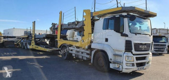 MAN car carrier tractor-trailer TGA 18.400
