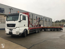 MAN timber tractor-trailer TGS 33.540