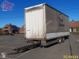Tarp trailer Curtainsides