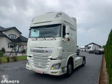 DAF XF 106 460 EURO 6 SUPER SPACE CAB // SUPER STAN // tractor-trailer used