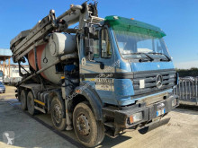 Camion Mercedes SK 3538 calcestruzzo betoniera mescolatore + pompa usato