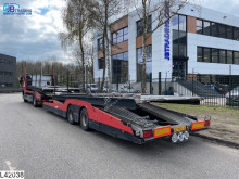 Lohr Middenas EURO 5, Lohr, Multilohr, Retarder, Combi trailer truck used car carrier