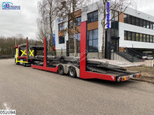 Rolfo Formula Artic Car transporter, Combi trailer used car carrier