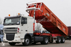 DAF construction dump tractor-trailer XF105 460