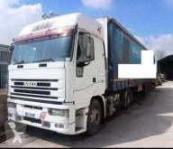 شاحنة مفصلية ستائر منزلقة (plsc) Iveco Eurotech 440E38