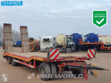 T3 Rampen Steel Suspension trailer used heavy equipment transport