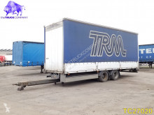 Curtainsides trailer used tarp