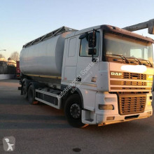 Camion DAF XF95 480 citerne alimentaire occasion