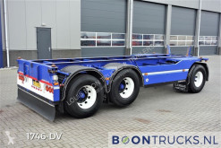Floor container trailer FLA-10-183 | 20ft CHASSIS * 50mm TREKOOG * APK 06-2021