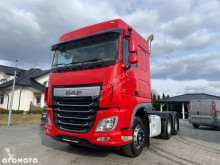Tracteur convoi exceptionnel DAF XF 106 510 6x4 // EURO 6 // SUPER STAN // SERWISOWANY