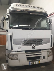 Renault mono temperature refrigerated tractor-trailer Premium 450 DXI