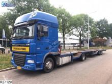 Хенгер автовоз Middenas SSC, EURO 5, Retarder,Trucktransporter,Comb