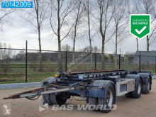 Burg A-3-30 Liftachse trailer used container