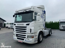 Jízdní souprava Scania G420 HIGHLINE EURO 5 // 05/2012 // SKRZYNIA MANUALNA // SUPER STAN // SERWISOWANY