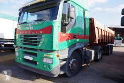 Iveco Stralis 480 tractor-trailer used tipper