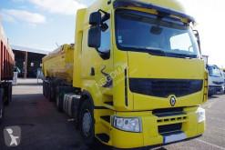 Römork-çekici takımı deniz doldurma damperli kamyon Renault Premium 450 DXI