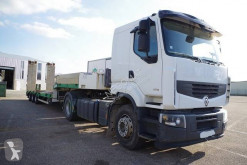 Ensemble routier Renault Premium 460.19 porte engins occasion