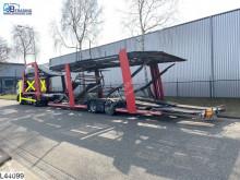 Remorque porte voitures Lohr Middenas Eurolohr Car transporter, combi