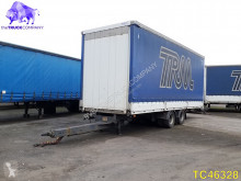Tautliner trailer Curtainsides