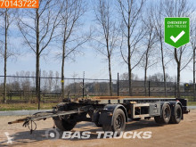 GS container trailer AIC-2700 N Liftachse