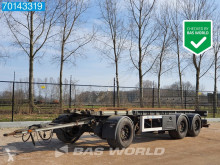 Släp GS AIC-2700N NL-Truck Liftachse containertransport begagnad