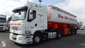 Renault Premium 460 EEV Sattelzug gebrauchter Tankfahrzeug Stäube/Pulver