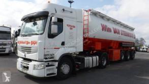 Tractora semi cisterna gránulos / polvo Renault Premium 460 EEV