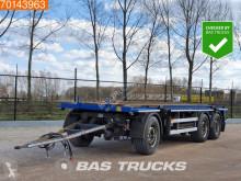 Przyczepa ASGA 05 Absetzanhanger do transportu kontenerów używana