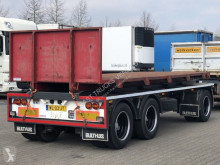 R.A.F RA 28 K CONTAINER SCHAMEL AANHANGER trailer used container