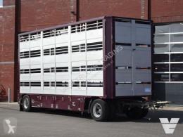 Berdex cattle trailer AV.1010 - Livestock 4 deck - Type 2 - Euroscan - Loadlift - BPW Axle