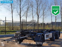 LAG container trailer A-3-GC 27 Liftachse