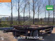 Remorque porte containers Burg BPDA 10-10 Steel Suspension NL-Trailer