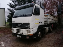 Volvo FH 380 tractor-trailer used standard tipper