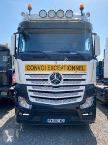 Ensemble routier Mercedes Actros 2858 porte engins occasion