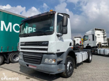 DAF CF 85 410 EURO 5 // SUPER STAN // tractor-trailer used