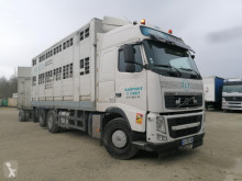 Volvo FH 500 tractor-trailer used hog