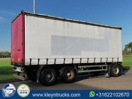 Krone BPW trailer used tautliner