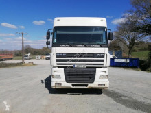 Ensemble routier DAF XF95 480 benne standard occasion