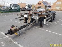 Lecitrailer container trailer Container Transport