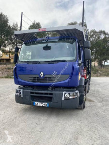 Renault car carrier tractor-trailer Premium