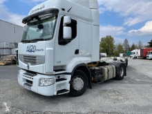 Renault Premium 460 DXI tractor-trailer used container