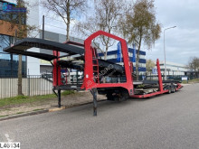 Lohr car carrier semi-trailer Middenas