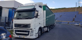 Volvo FH13 430 tractor-trailer used tautliner