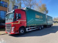 Tautliner trailer truck Middenas EURO 6, Combi