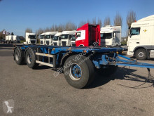 Burg BPA 10-20 CCXAX trailer used container